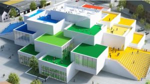 LEGO Construye una casa en tamaño real
